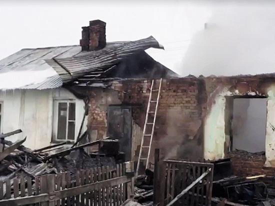 Подробности пожара под Новосибирском: детей не уберег, спас только любовницу