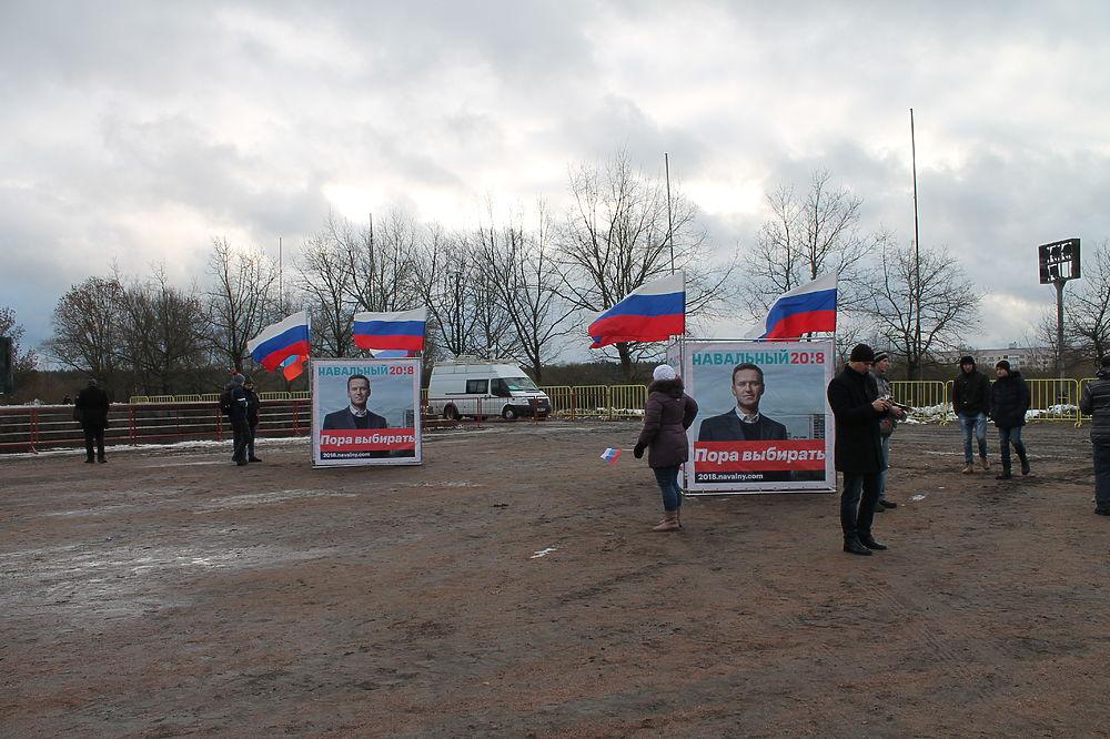 Митинг Алексея Навального в Пскове. Фоторепортаж: часть 2