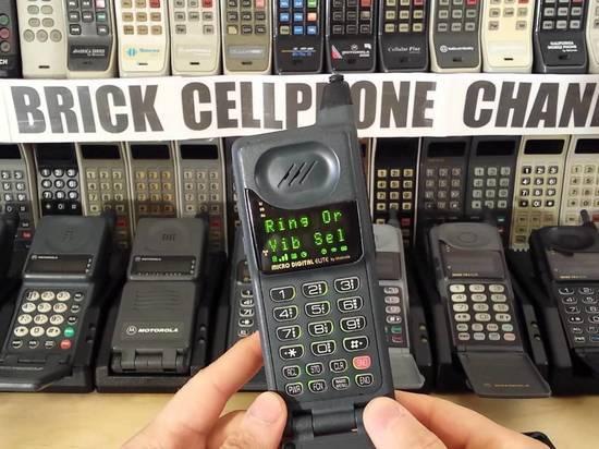 Стало известно содержание первого вистории SMS-сообщения