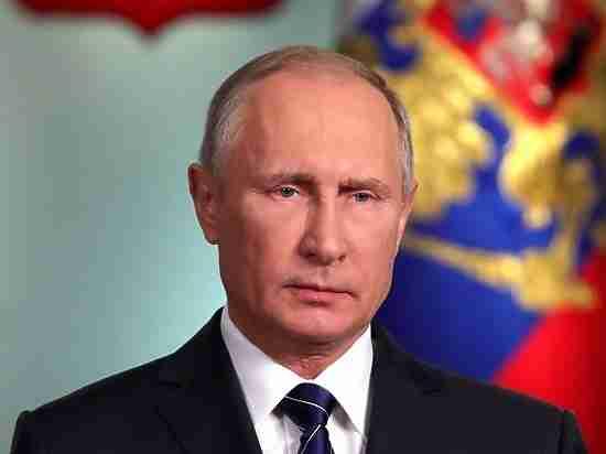 Путин поручил ввести ежемесячную выплату на первенца и продлить маткапитал