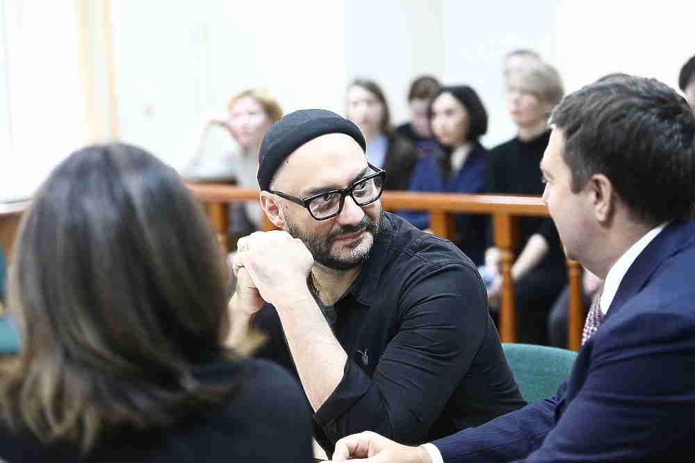 Мосгорсуд принял решение оставить под домашним арестом режиссёра Кирилла Серебреникова, обвиняющегося в хищениях. Таким образом суд отклонил ходатайство защиты отпустить обвиняемого под залог в 68 миллионов рублей.