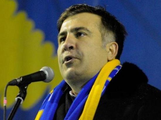 Саакашвили пытался избежать задержания, угрожая спрыгнуть скрыши