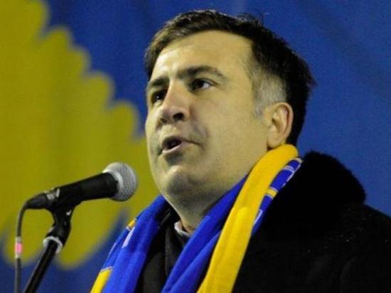 Саакашвили освободился и объявил новый Майдан