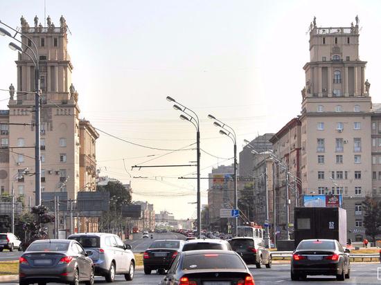 В столицеРФ отреставрируют скульптуры «Дома уКалужской заставы»