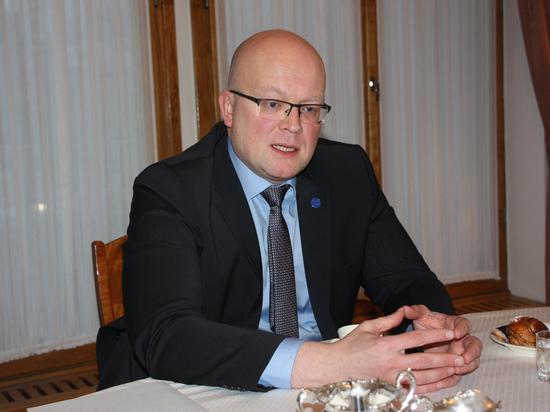 """Посол Финляндии: """"Говорить по-русски на улицах можно совершенно свободно"""""""