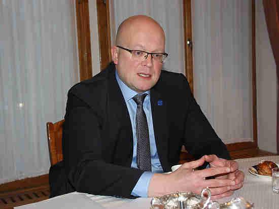 Посол Финляндии: