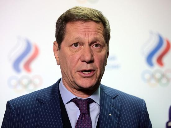 Жуков рассказал, когда российский флаг сможет появиться на зимней Олимпиаде-2018
