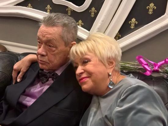 Людмила Поргина: у Караченцова нет депрессии, он бодр и весел