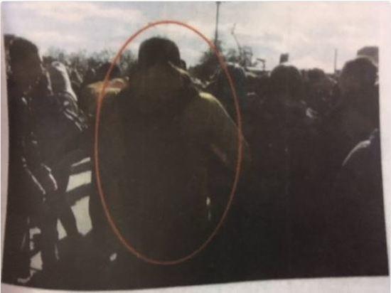 Участника митинга «Оннам неДимон» приговорили кполутора годам колонии