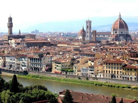 Флоренция всех заразила инфекцией любви