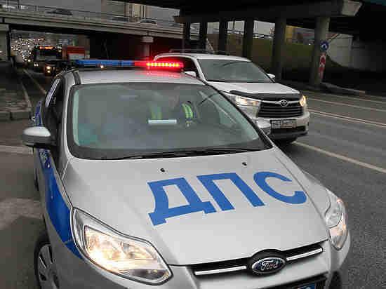 После ДТП на Алтуфьевском шоссе гаишники объявили войну каршеринговым автомобилям