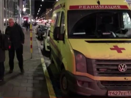 Подробности появления питерской «скорой» в Стокгольме: не мираж