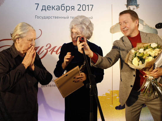 Валентина Кошмина— лауреат премии «Признание»