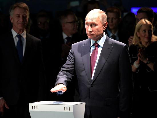 Путин на Ямале признался: засыпает над справками, не держит пост
