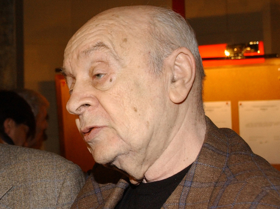 Сегодня скончался наш земляк Леонид Броневой