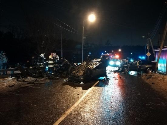 Наперегонки со смертью: жуткие подробности ДТП на Внуковском шоссе