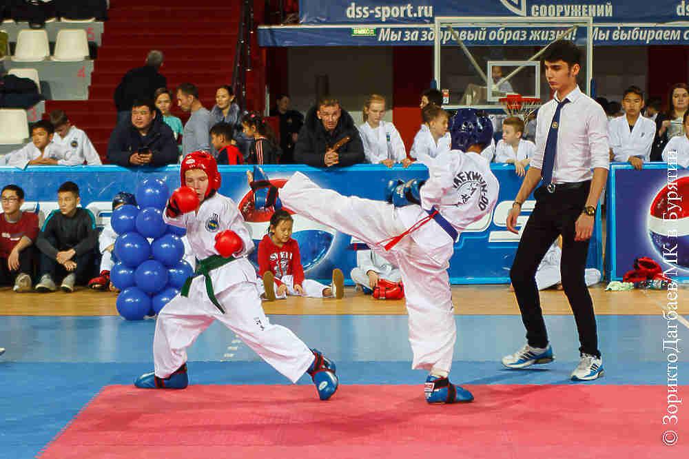 В Улан-Удэ прошел международный турнир по тхэквондо