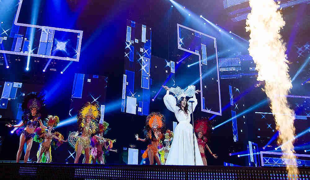 Sandra, Лариса Долина и Юрий Шатунов: в Москве прошел фестиваль ретро музыки