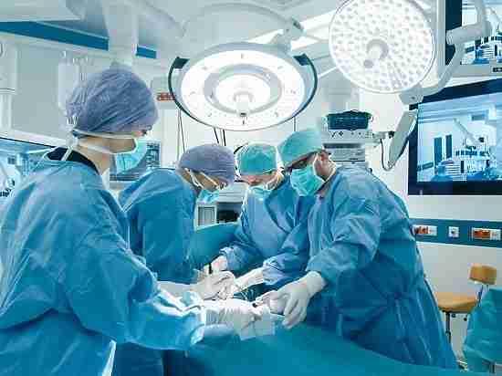 Российская медицина в борьбе за жизнь и здоровье