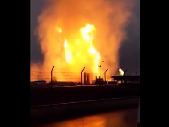 Взрыв газа в Австрии: катастрофа оказалась на руку России