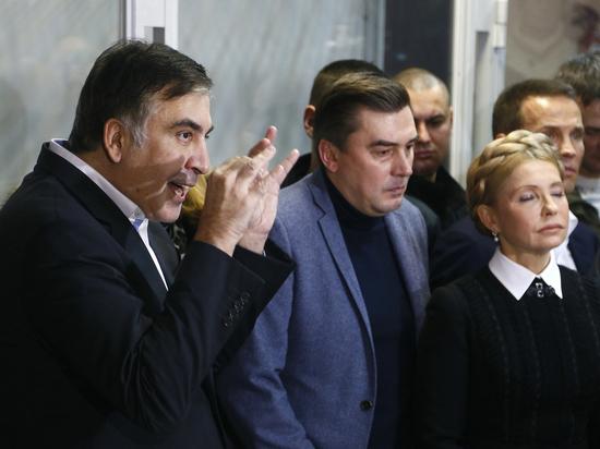 Русская старая и внук