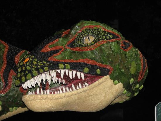 Учёные отыскали вянтаре «клеща-дракулу», пившего кровь динозавров