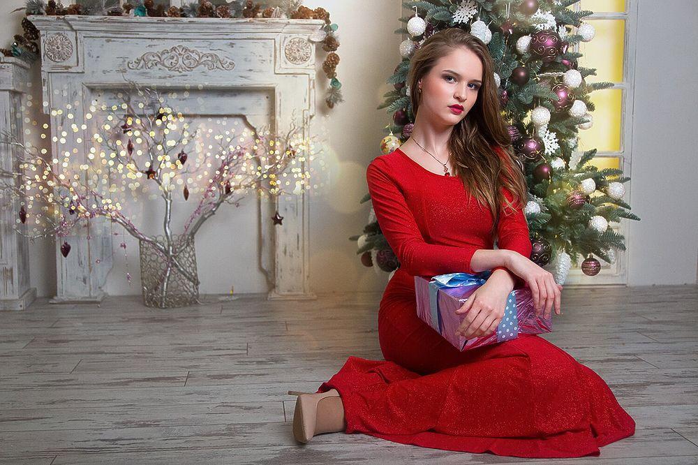 В ожидании новогоднего чуда. Работы калужского фотографа Екатерины Титовой