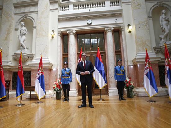 Россия теряет Балканы
