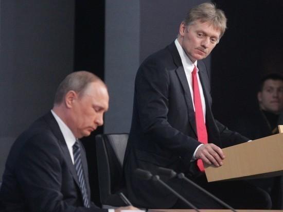 Песков рассказал оботношении Кремля кTelegram-каналам