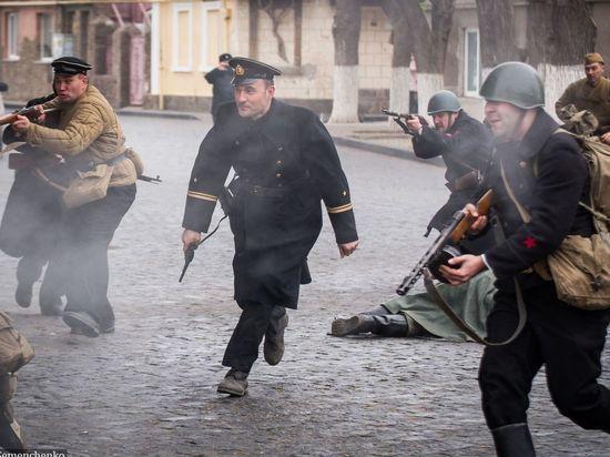 Фильм о евпаторийском десанте получил премию ФСБ