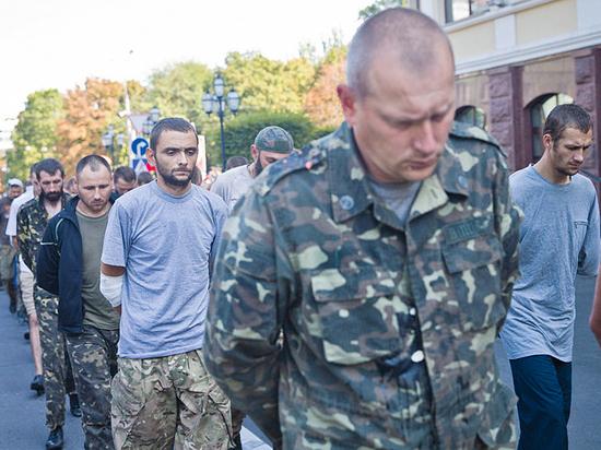 Обмен пленными наДонбассе может состояться до25декабря