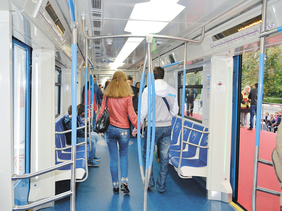 Поручни-шесты в метро могут вернуть по просьбам невысоких девушек