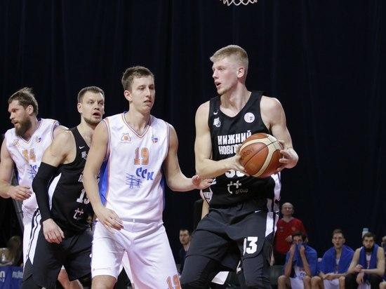 БК «Нижний Новгород» выиграл у «Самары» в Кубке России