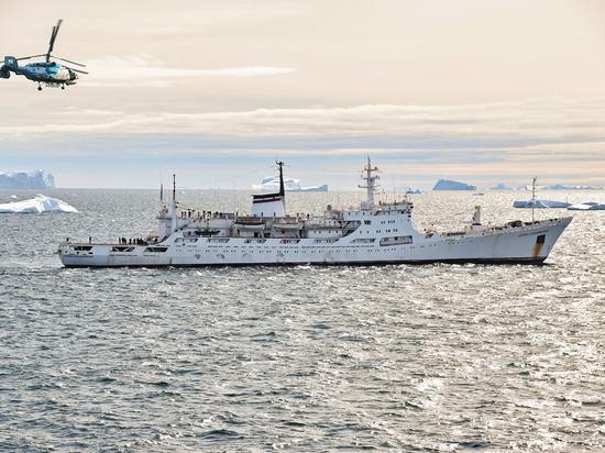 Исследовательское судно Балтфлота поможет безопасности мирового судоходства