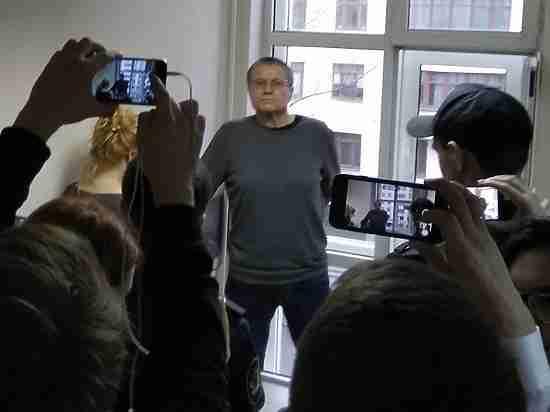 Восемь лет строгого режима: Улюкаев остолбенел взале суда, фото дня