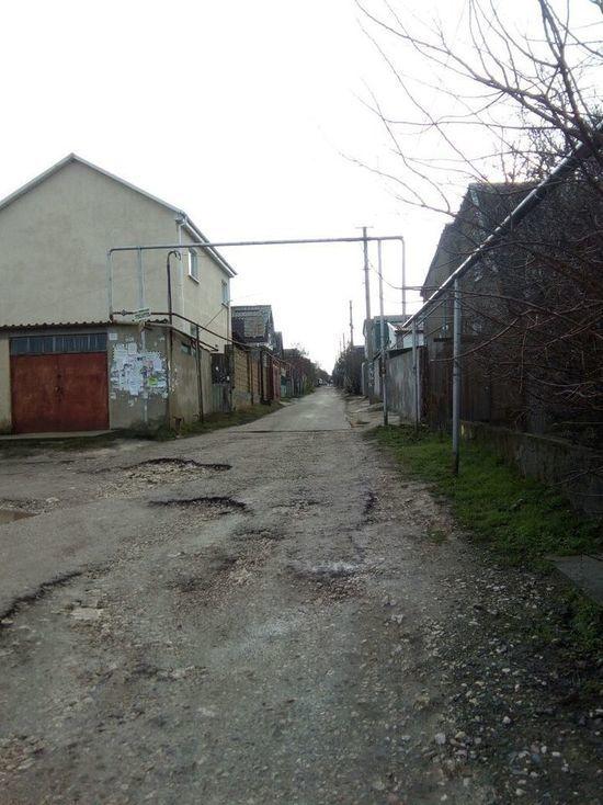 В Крыму пытаются прикрыть коллективное садоводство?