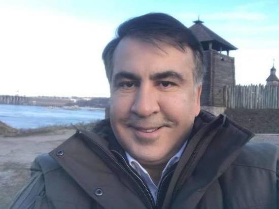 Грузинские СМИ докладывают, что ихвласть договаривается сукраинской обэкстрадиции Саакашвили
