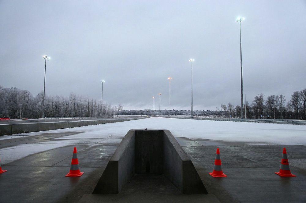В Тверской области ввели в эксплуатацию участок трассы М11