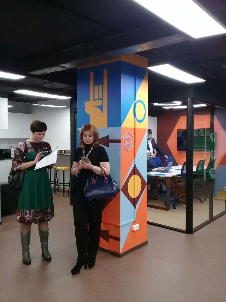 В Серпухове для предпринимателей открыты двери коворкинг-центра