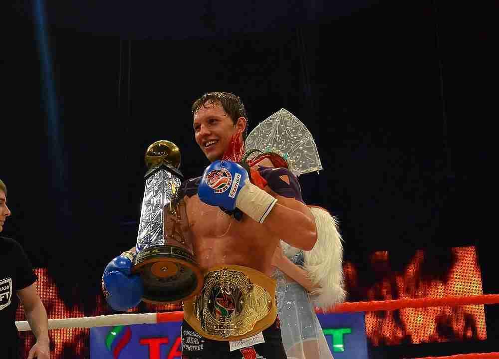 Десятый сезон «Боев по правилам TNA на кубок TATNEFT» завершился в Казани