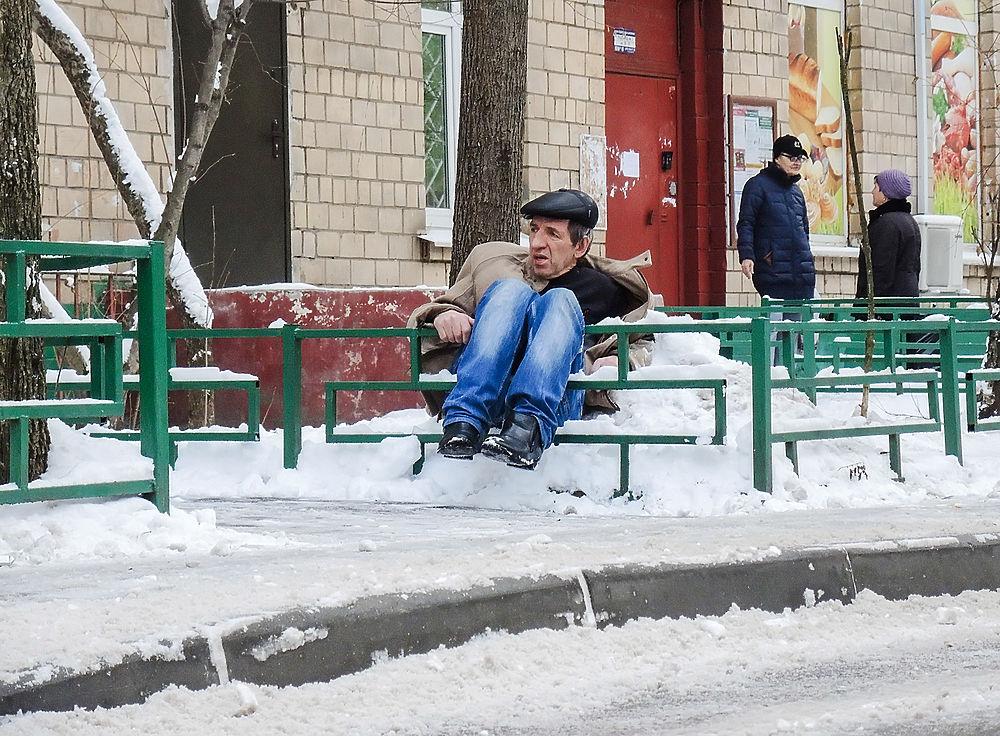 """Журналисты """"МК""""  проверили """"плохой"""" район Москвы Метрогородок"""
