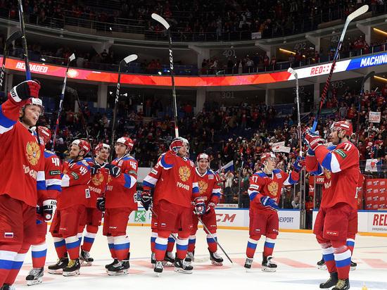 Россия - Финляндия: онлайн-трансляция матча хоккейного Евротура