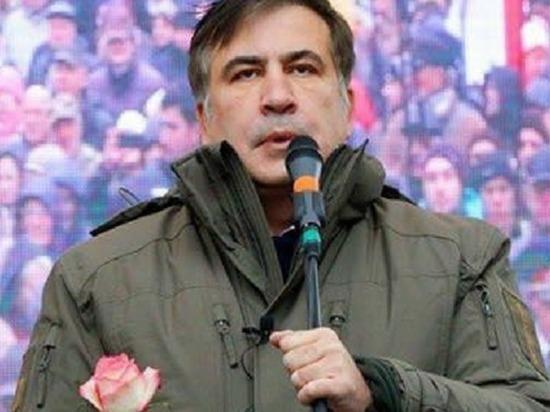 СБУ небудет допрашивать Саакашвили 22декабря