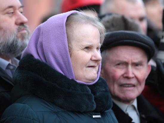 ПФР заявил об отсутствии в России бедных пенсионеров