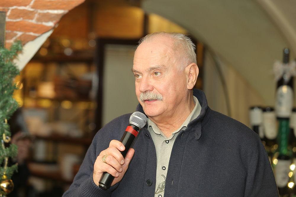 Никита Михалков провел гастрономическую встречу в Нижнем Новгороде