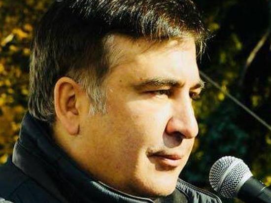 Размещено письмо Саакашвили президенту Украины Порошенко