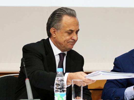 Мутко: предварительный список русских спортсменов для участия вОИ направлен вМОК
