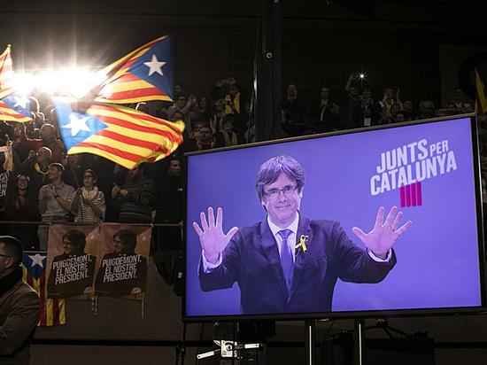 Опального борца за независимость Каталонии Пучдемона сменила