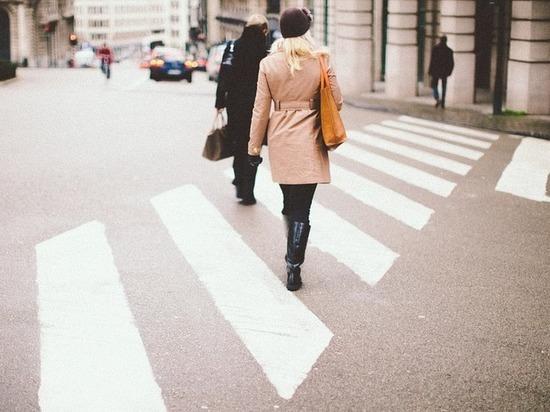 В Омске стали чаще сбивать пешеходов