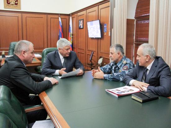 Глава МВД проинспектировал Дагестан
